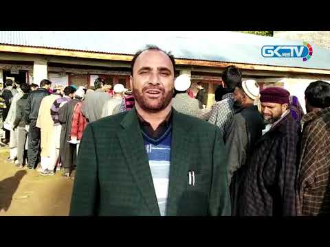 Polling underway for Srinagar-Budgam parliamentary seat