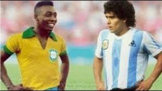 Thegiornalisti   Maradona Y Pelè [ OFFICIAL VIDEO ] #remakeME