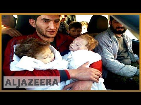 🇸🇾 OPCW inspectors probe Douma attack | Al Jazeera English