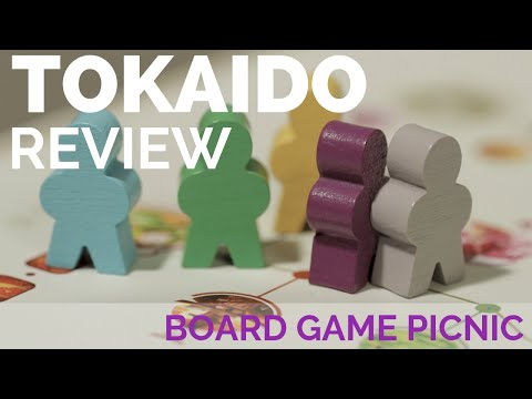Tokaido Board Game Review