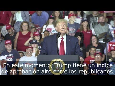 ¿Quienes son los republicanos que compiten contra Trump?