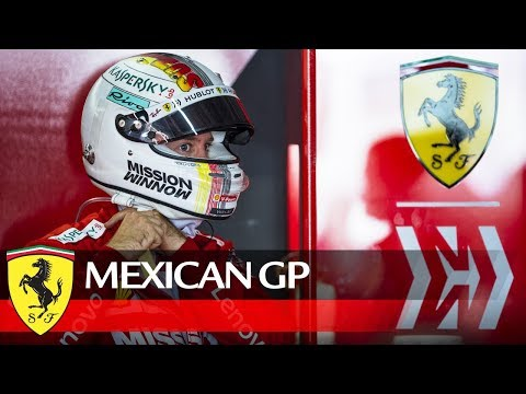 Image: Watch: Sebastian Vettel highlights the challenging track characteristics in Mexico
