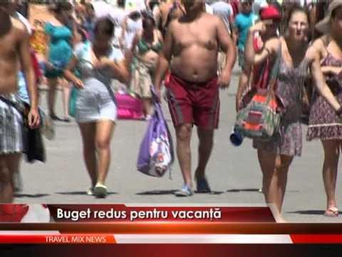 Vacanţe cu buget redus – VIDEO