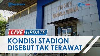 Menengok Kondisi Stadion Mandala Remaja Ambon, Dulu Jadi Kebanggaan Kini Tampak Tak Terawat