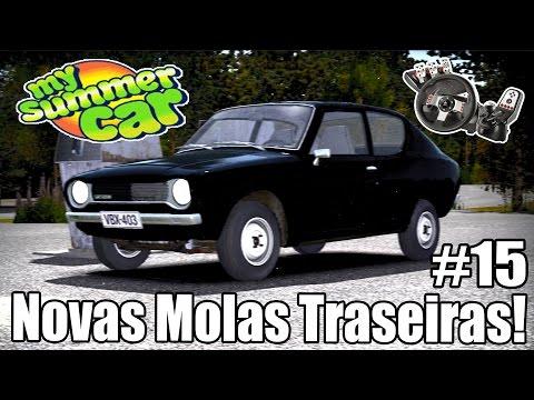My Summer Car - Novas Molas, Traseira Erguida, Motor VTEC! #15 (G27 mod)