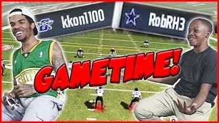 PLAYING TWO OF THE TOUGHEST IN THE COMMUNITY! LOL! - MUT Wars Ep.80 | Madden 17 Ultimate Team