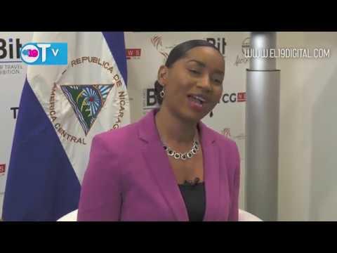 Entrevista de TCG News a Anasha Campbell durante la BIT 2019