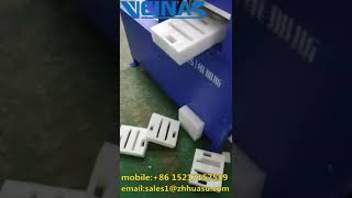 die cutting machine for epe foam from Veinas