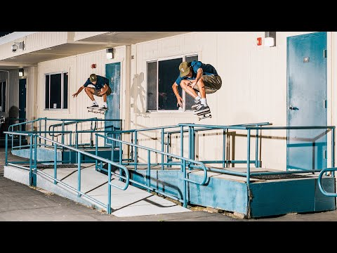 Image for video Louie Lopez - Worldly Goods - Volcom Skate
