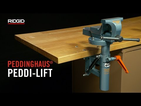 RIDGID / Peddinghaus® Peddi - Lift For Bench Vise