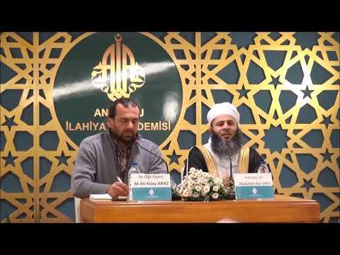 Yrd.Doç.Dr.Abdullah İbn Said al-Mamari - İbadilik ve Günümüzdeki Durumu