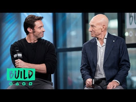 Hugh Jackman And Patrick Stewart Discuss Their Film,