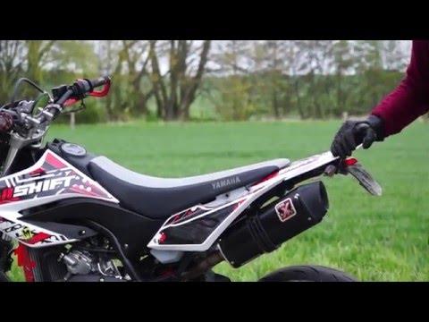 Yamaha WR 125X // Takkoni vs. Ixil // Soundcheck // Moto R.I.P