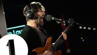Foals cover Florence ATM's What Kind Of Man in the Live Lounge