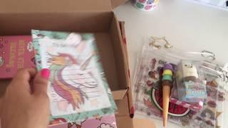 Woohoobox special kutu ve kırtasiye alışverişim