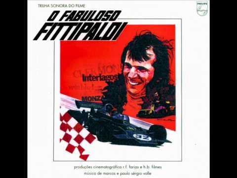 Marcos Valle & Azymuth - LP O Fabuloso Fittipaldi - Album Completo