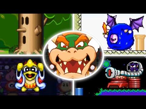 Super Mario Bros  X смотреть онлайн видео в отличном