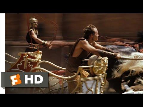 Chariot Race, Ben-Hur (1959)