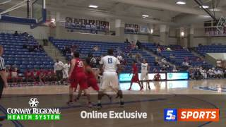 Conway vs. Fort Smith Northside HIghlights
