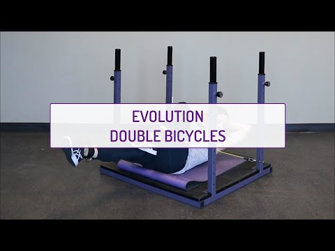Evolution Double Bicycles
