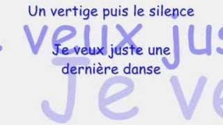 """Video thumbnail of """"KYO _ UNE DERNIERE DANSE"""""""