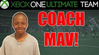 Madden 15 Ultimate Team - COACH MAV Ep.1 | MUT 15 Xbox One