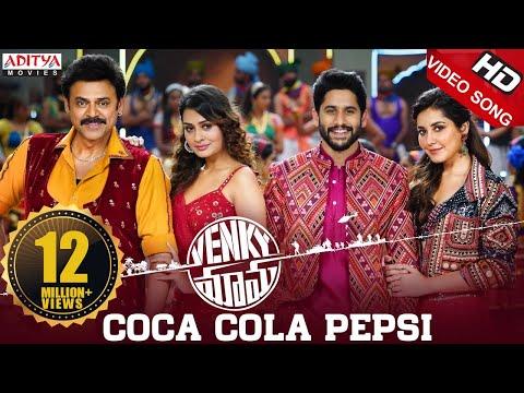 Coca Cola Pepsi Full Video Song