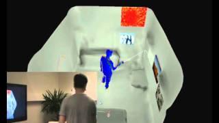 Компьютерные Технологии, Microsoft демонстрирует проектор будущего