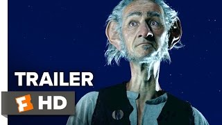 The BFG - Official Trailer #1 (2016)