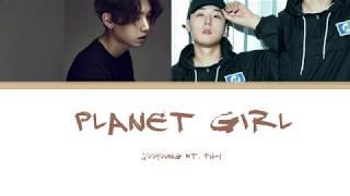 JooYoung (주영) - Planet Girl (Feat. pH-1) Lyrics [Han  Rom  Eng]
