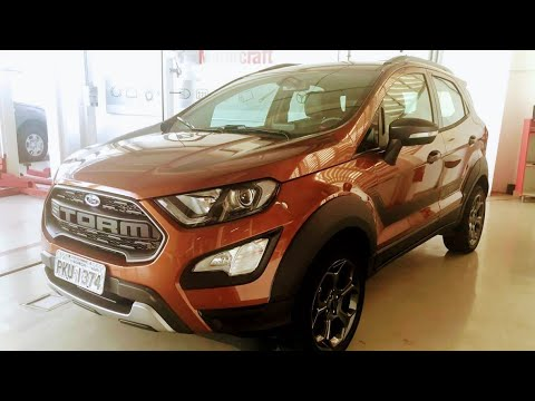 2018 Ford EcoSport Storm 4WD - The Perfect Compact SUV !!