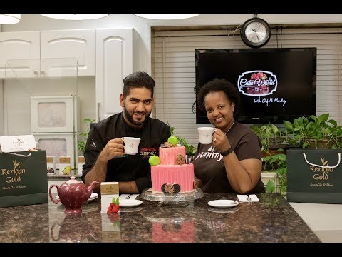 Cake World Tv Episode 5|How to make gumpaste macaroonsoreocookies|Chef Ali Mandhry|Mimi Hood