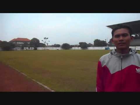 Video video pembelajaran atletik latihan lari 100m dg vertimax s