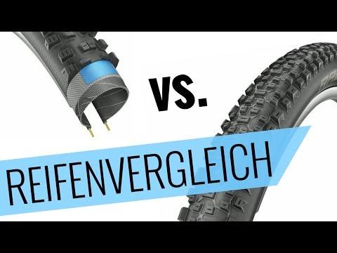 Faltreifen vs. Drahtreifen - Unterschiede, Vor- und -Nachteile - Fahrrad.org