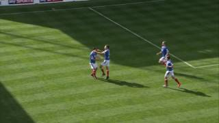 HD HIGHLIGHTS The action from Saturdays defeat to Portsmouth and another Luke