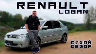 Renault Logan. Спустя 10 лет.
