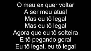 Dani Russo   Tô Legal (letra)