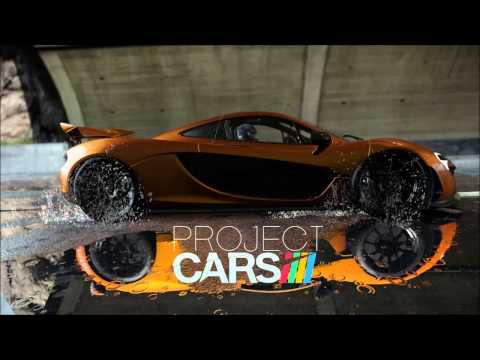 Project CARS/// -  FULL SOUNDTRACK OST - Official