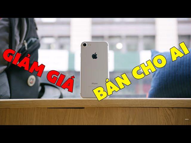iPhone 7 dành cho ai?