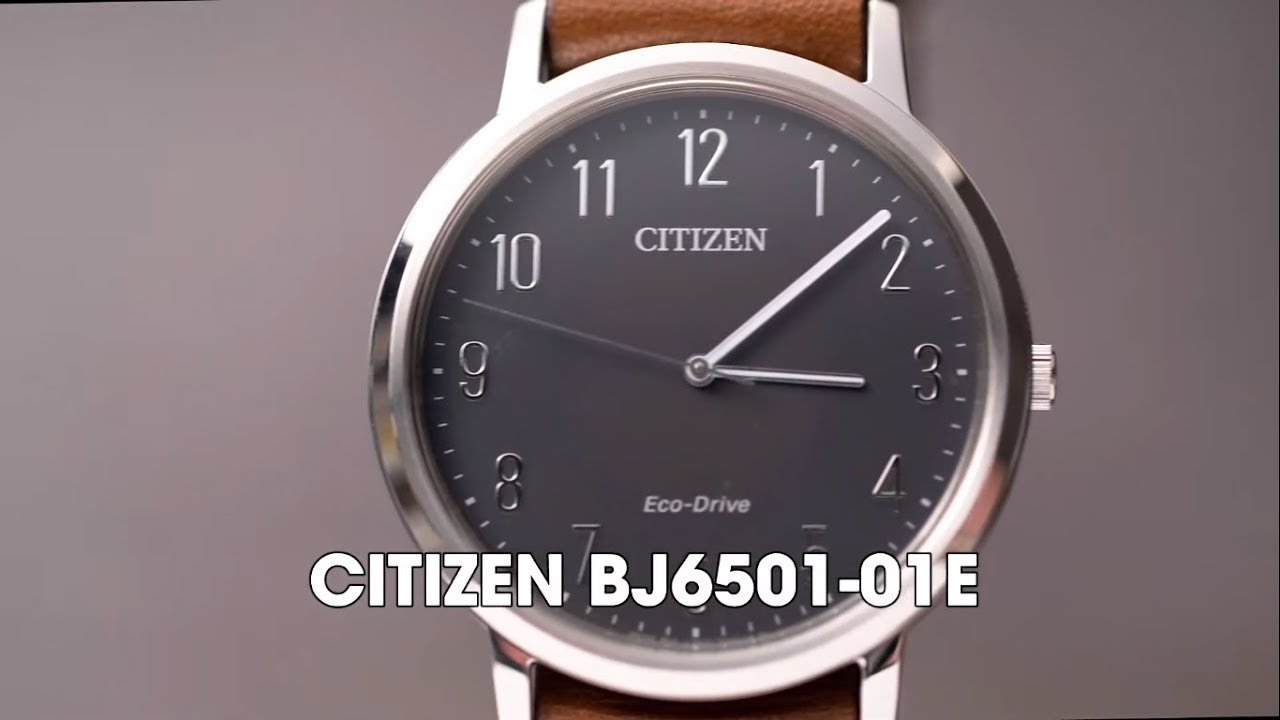 Citizen BJ6501-01E - Nam - Eco-Drive