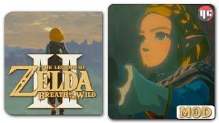 Zelda BOTW [Cemu 1 8 1] (4k) | Gameplay - Самые лучшие видео