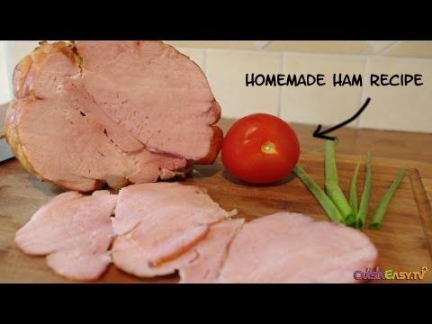 Video How to make homemade ham | Easy recipe