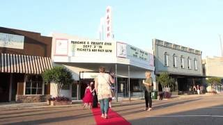 Porches and Private Eyes - Premiere in Brookhaven, Mississippi