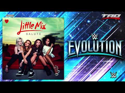 """WWE: Evolution 2018 - """"Salute"""" - Official Theme Song"""
