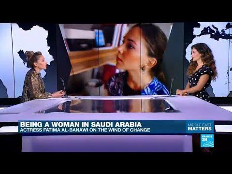 Being a woman in Saudi Arabia: actress Fatima al-Banawi on the wind of change