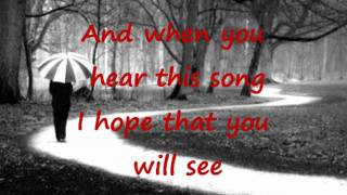 broken hearted me - england dan and john ford coley (with lyrics)