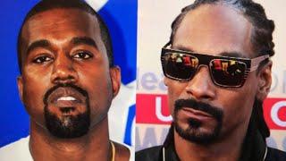 Snoop Dogg Exposes Kanye West: Drake Smashed Your Wife Kim Kardashian Aka KiKi  M.Reck Live