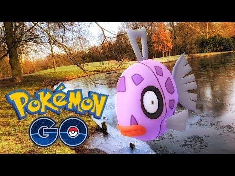 CATCHING *SHINY FEEBAS* IN POKÉMON GO! – Limited Research Pokémon GO Event