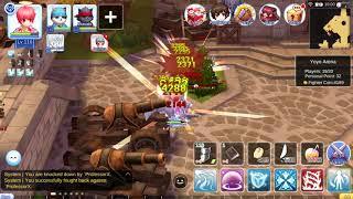 warlock gvg ragnarok mobile - TH-Clip