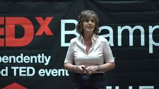 Public Libraries: The Next Level | Rebecca Raven | TEDxBrampton